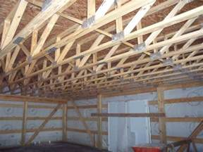 pole barn trusses floor trusses