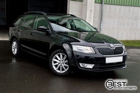 skoda black magic skoda octavia combi black magic perleffekt gebraucht