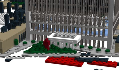 Floor Plan Mall by Lego World Trade Center Lego Digital Designer And Other