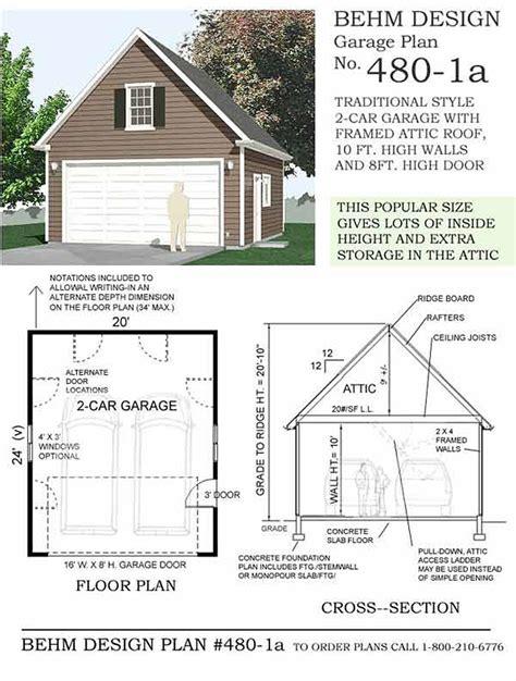 10 car garage floor plans best 25 detached garage plans ideas on garage