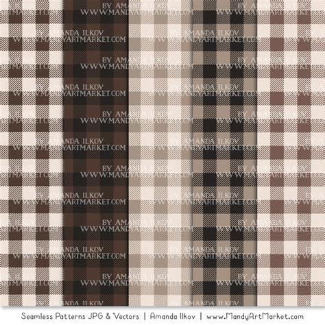 brown plaid pattern brown cozy plaid patterns
