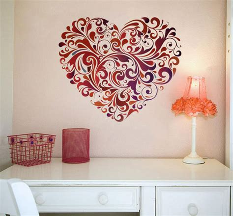 50 Beautiful Designs Of Wall Stickers Wall Art Decals Decorative Wall Sticker