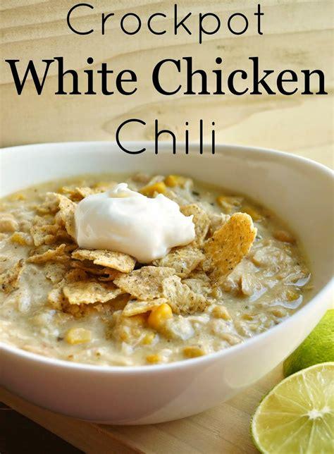 white chicken chili recipe crockpot house to new home crockpot white chicken chili