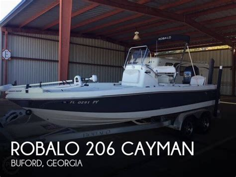 robalo boat dealers georgia for sale used 2015 robalo 206 cayman in buford georgia