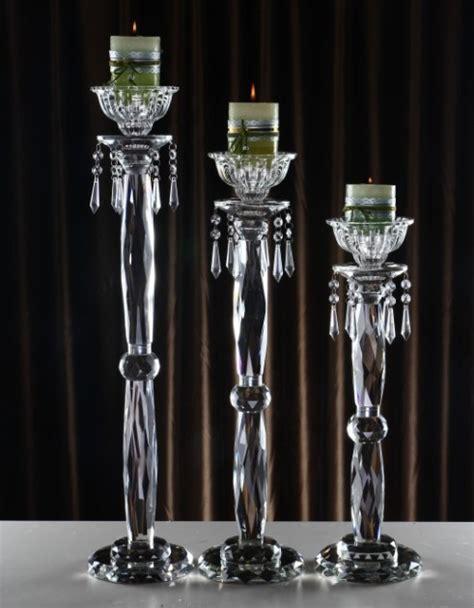 kerzenhalter glas hochzeit kristall kerzenhalter teelicht kerzenhalter glas