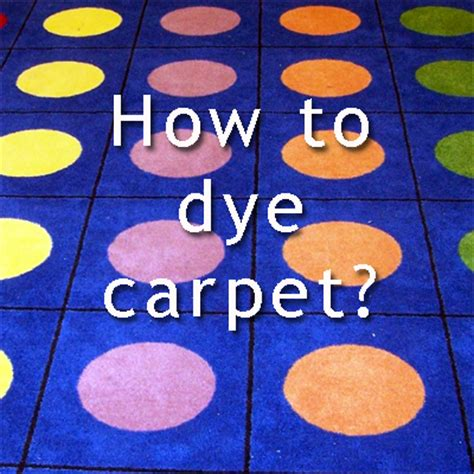 how to dye a rug diy do it yourself home improvement hobbies garden cooking tips july 2009