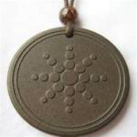 quantum science scalar energy pendant with cogent anti