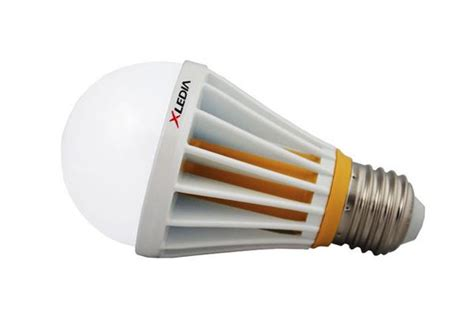 Led Light Bulbs For Enclosed Fixtures Xledia X40l 40 Watt Equal A19 Led For Fully Enclosed Fixtures Earthled
