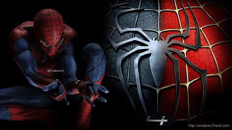 spiderman wallpaper for windows 10 spiderman windows 10 wallpapers
