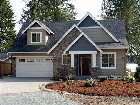 house plans for view lots modern house plans view lot modern house