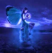La Verne Vas Bunga Biru peri biru yang jujur cerpen