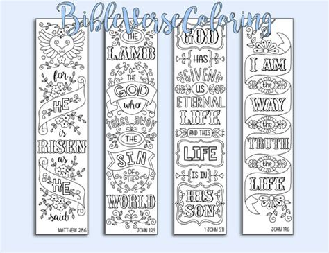 printable religious easter bookmarks easter bible journaling bookmarks traceable by
