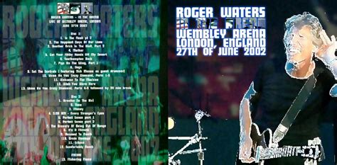 Kaos Fanatik Arema On Tour roger waters album artwork roio