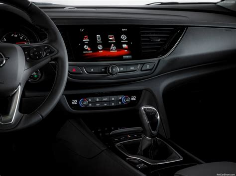 opel insignia 2017 inside opel insignia grand sport 2017 picture 75 of 135