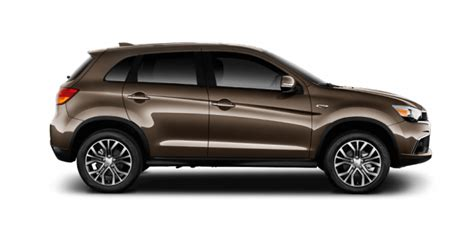 2017 Mitsubishi Outlander Sport Exterior Color Options