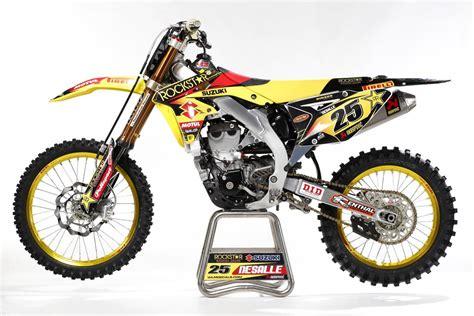 Clement Desalle Rockstar Energy Suzuki Mx1