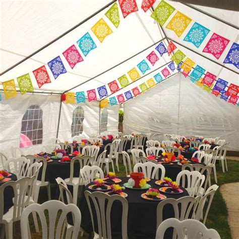 decorations for a mexican themed mexican decorations mexican may 18th