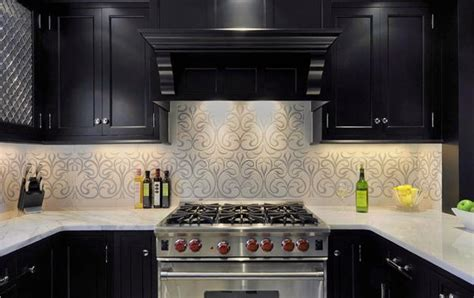 wallpaper in kitchen ideas pin modern kitchen wallpaper on