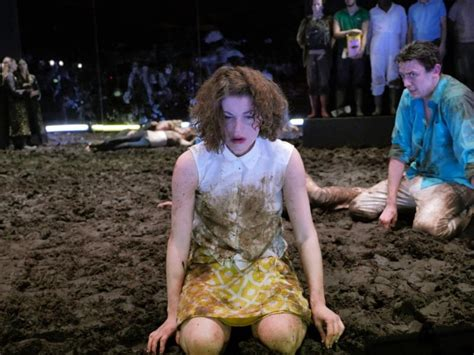 midsummer nights dream   young vic  surprisingly inert review