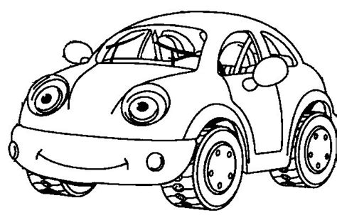 beetle car coloring page vw beetle colouring pages