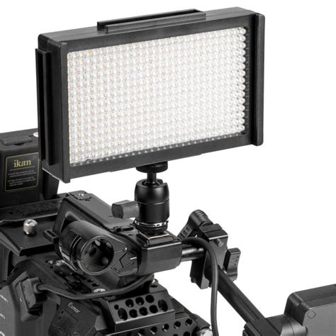 new led on lights from ikan onyx and mylo mini