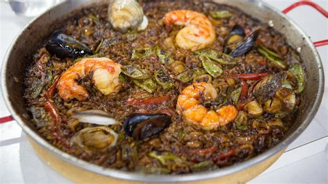 best paella rice paella
