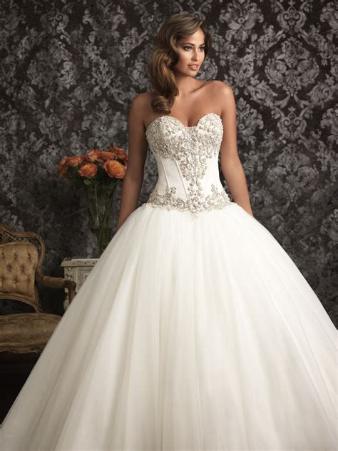 Wedding Hairstyles With Sweetheart Neckline by Bridal Gowns Sweetheart Neckline Styles For Wedding Dresses