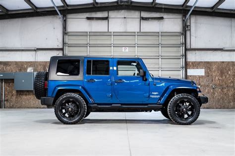 2wd Jeep Wrangler 2010 Jeep Wrangler 2wd Unlimited Stock 4060a
