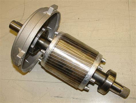 induction motor in wiki squirrel cage rotor