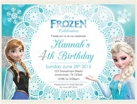 frozen themed invites targer golden dragon co