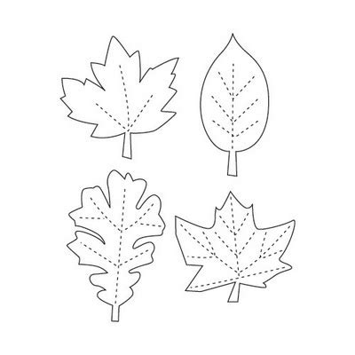 fall leaves garland printable printable leaf stencils topic thanksgiving leaf garland