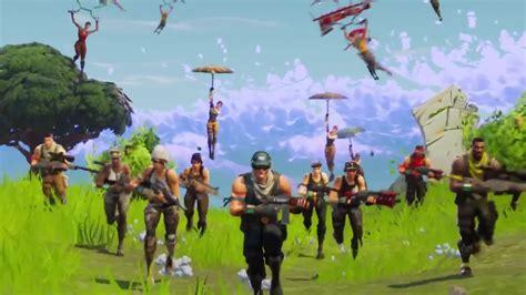 Fortnite Battle Royale Team Trailer   IGN Video
