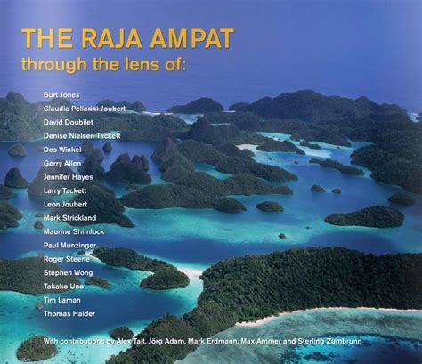 Raja Ampat Through the Lens book showcases beauty