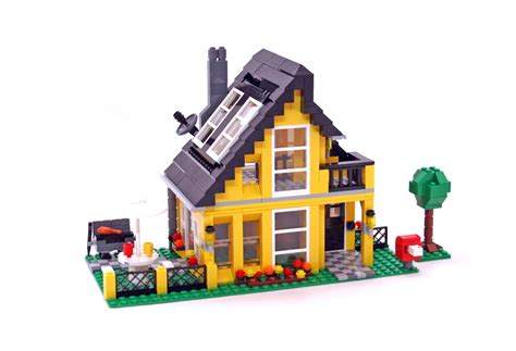 Beach House Lego Set 4996 1 Building Sets Gt Creator Lego House 4996
