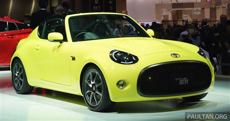 tokyo 2015 toyota s fr new entry level sports car image