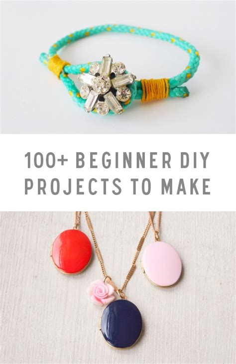 beginner jewelry projects 100 beginner diy projects by kollabora project home