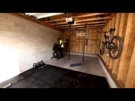 crossfit how to build a garage rogue style