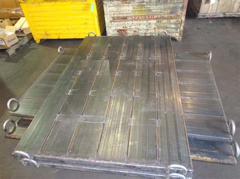 Steel Crane Outrigger Mats by Outrigger Pads For Mobile Cranes Steel Composite