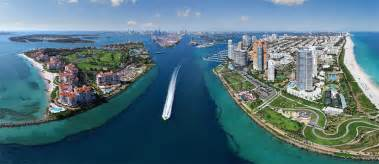 Star Island Miami Tour Miami Florida Usa 360 176 Aerial Panoramas 360 176 Virtual