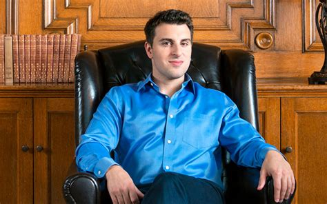 airbnb founder story airbnb founder brian chesky in a relationship with his