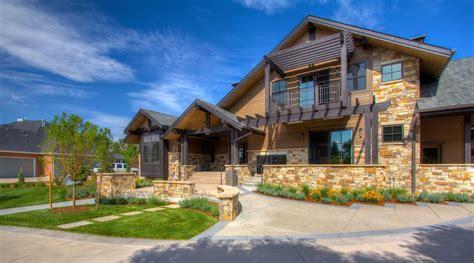 colorado home builders colorado modern treeline builders fort collins luxury