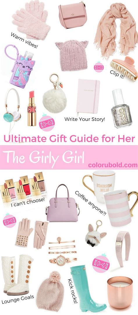 Great Tech Gifts For Your Favorite Girly by The Ultimate Gift Guide For The Girly Girly