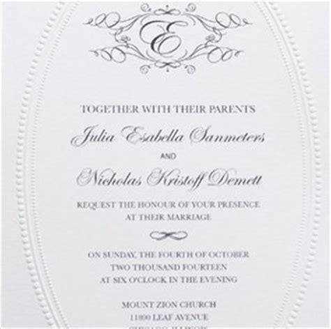 free printable wedding invitation monogram monogram wedding invitation printable allfreediyweddings com