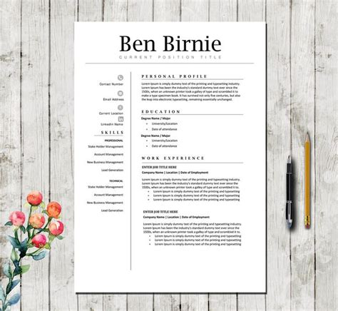 Executive Resume Templates Word by Best 25 Executive Resume Template Ideas On
