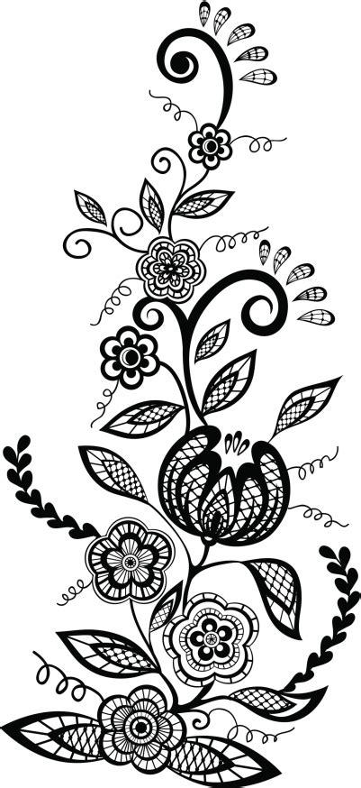 Plantillas de tatuajes de enredaderas - VIX