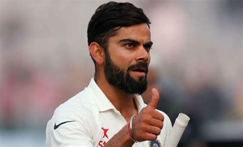 virat latest beard style imagea 2017 cricketers and beards from virat kohli s facial hair to