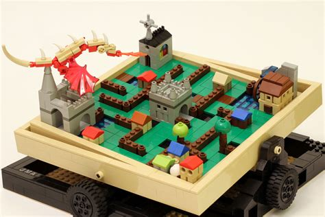 Tas Totebag Octopus Bad Cool neuer teaser lego ideas set quot labyrinth marble maze