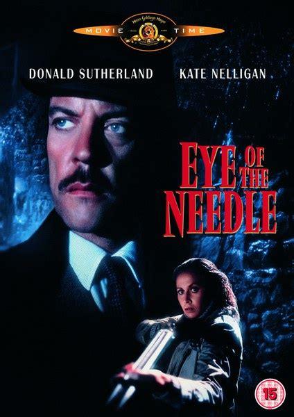Eye Of The Needle Novel Fiksi eye of the needle dvd zavvi