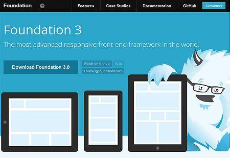 cabecera fija bootstrap recopilatorio de frameworks para responsive design blog