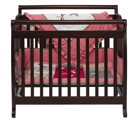 Emily Mini Crib Mattress Da Vinci Emily Mini Crib Dv M4798 Homelement